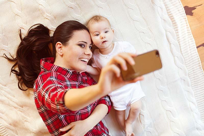 Miya Cosmetics Baby Mum Selfie