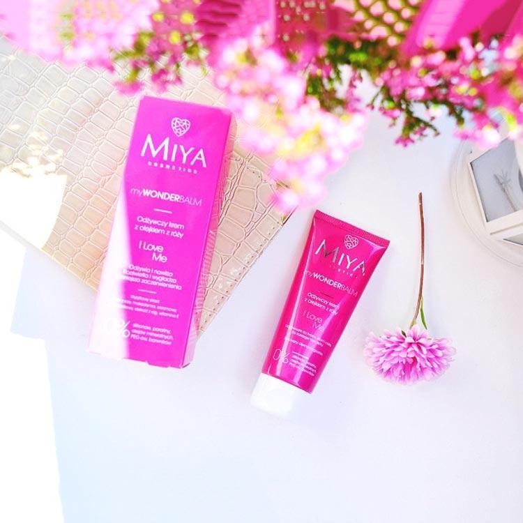 Miya Cosmetics - kosmetyki - opakowania - My WonderBalm