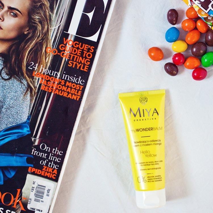 Miya Cosmetics - kosmetyki - Hello Yellow